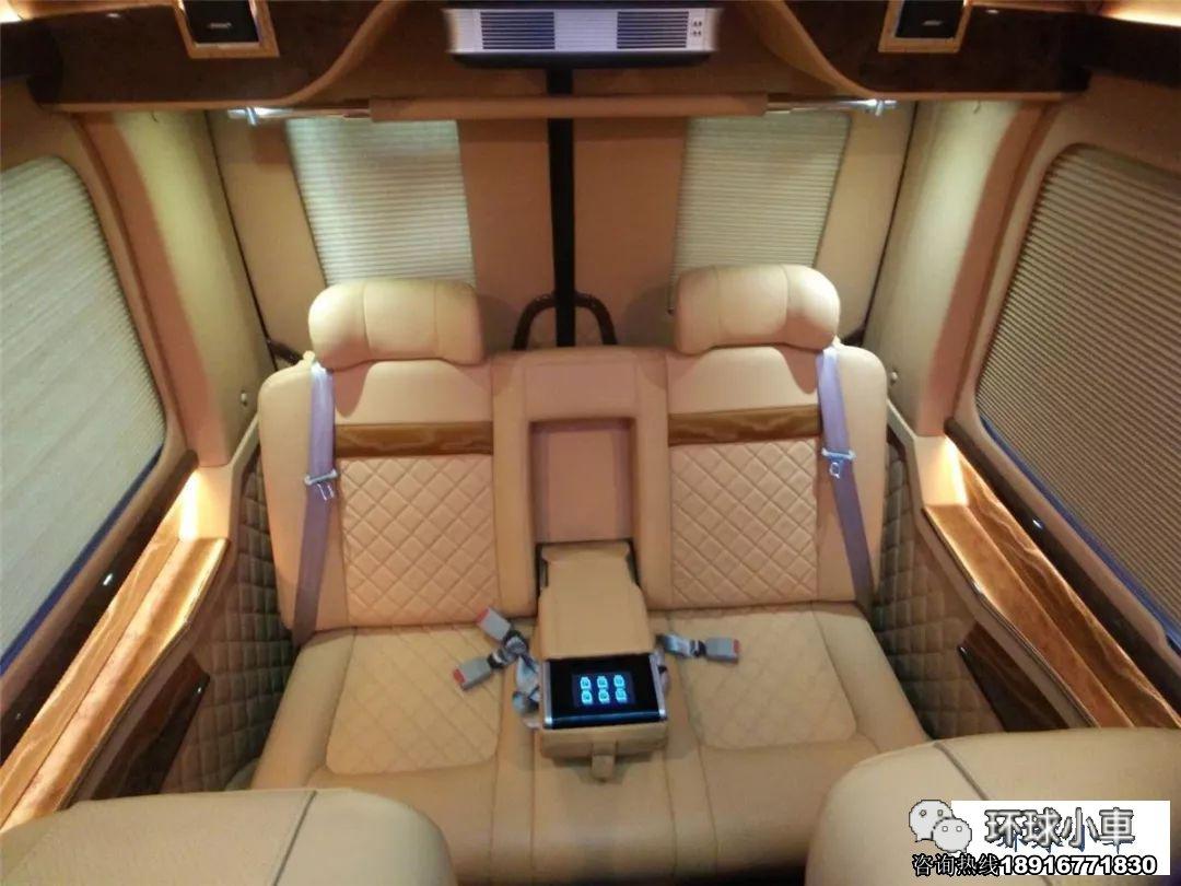 2019款进口奔驰斯宾特云锦款,一款展现东方文化的高端大型M